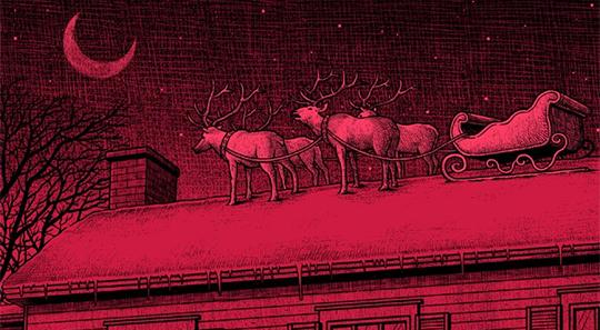 Hắc Ám Truyện #39: Ông già Noel