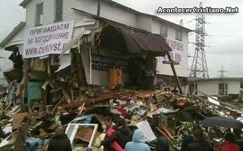 Destruyen iglesia evangélica pentecostal en Rusia