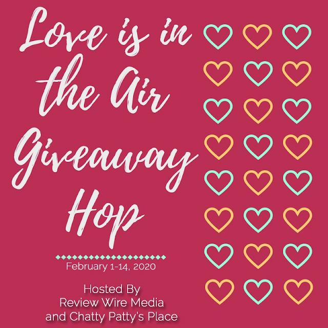 #LoveIsInTheAir Giveaway Hop!