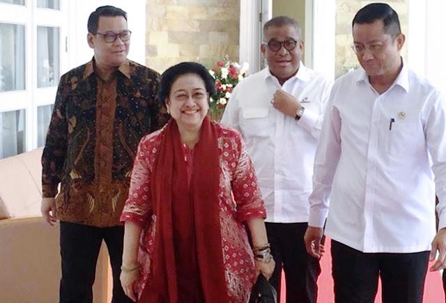 Terbongkar! Megawati Pernah Minta Ini ke Mensos Juliari dan Kader PDIP Lainnya