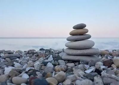 river bank meditation in yoga