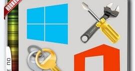 Windows KMS Activator and Ratiborus KMS Tools 2019   تحميل