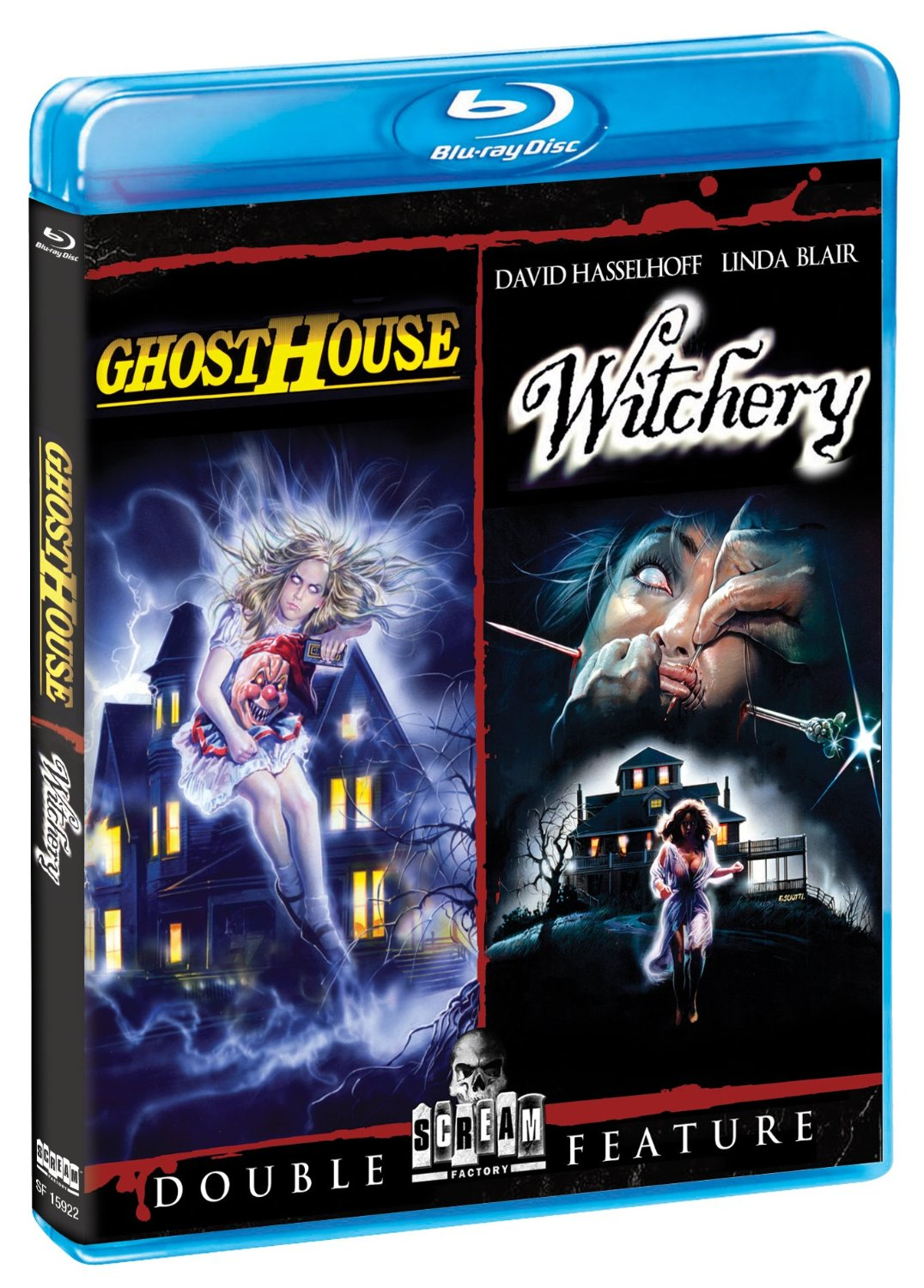 McBASTARD'S MAUSOLEUM: GHOSTHOUSE / WITCHERY DOUBLE FEATURE