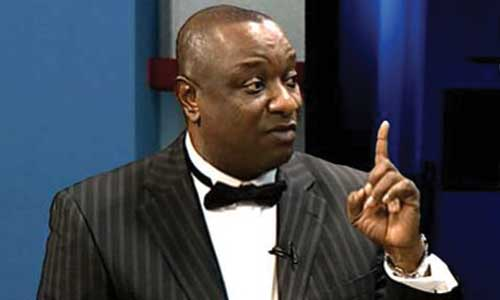 Buhari Campaign Spokesman Keyamo Reacts To Coalition Between PDP & R-APC