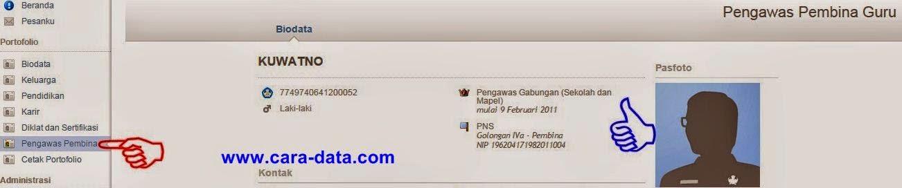 Solusi supaya notifikasi tidak muncul di dashboard PTK Cara Cetak Surat Ajuan  Binaan Pengawas ( S24 ) di Login PTK Padamu Negeri