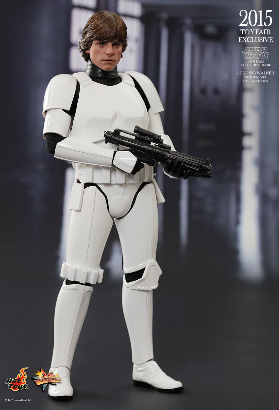 Osr Star Wars Episode Iv A New Hope Luke Skywalker Stormtrooper Disguise Version 1 6th Scale Collectible Figure