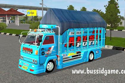 Mod Truck Umplung Angsa Putih By Souleh Art