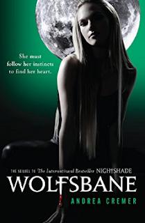Nightshade II WOLFSBANE - Andrea Cremer