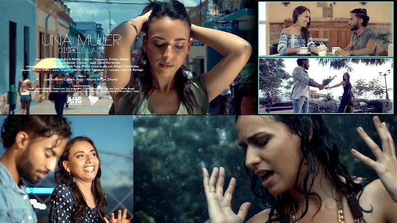Giselle Lage - ¨Una Mujer¨ - Videoclip - Director: David Hernández - Reinier Charón. Portal Del Vídeo Clip Cubano