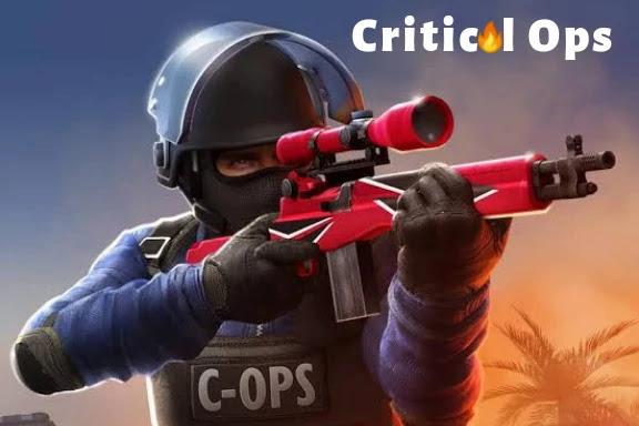 Critical Ops Loading Screen #1