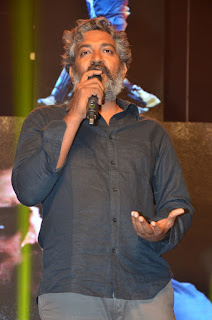 Rajamouli at ms dhoni audio launch photos