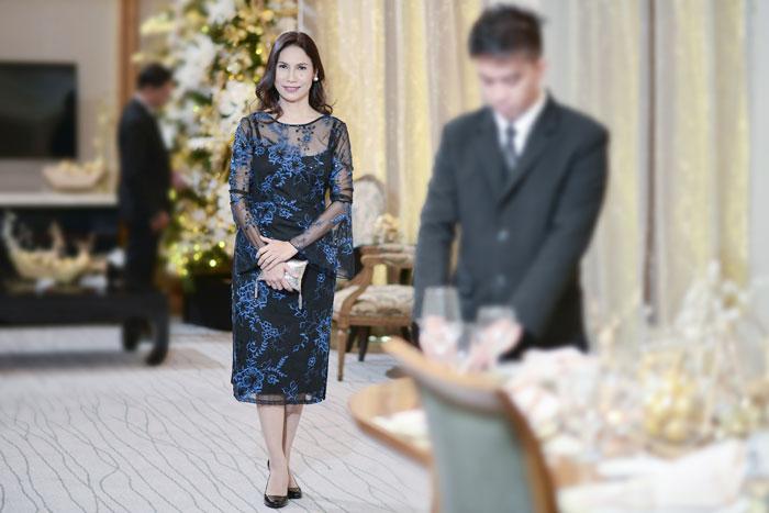 Marco Polo Davao General Manager, Dottie Wurgler-Cronin