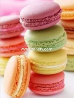 طريقة تحضير حلوى الماكرون الفرنسي اللذيذة