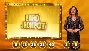 Eurojackpot numbers draw