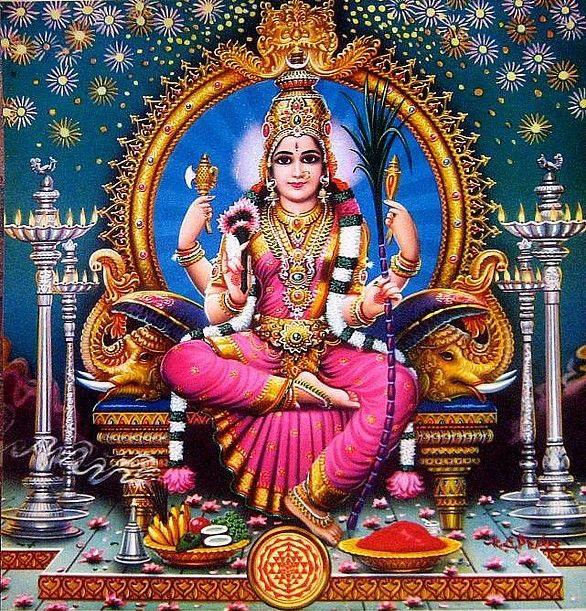 శ్రీలలితా దేవి - Sri Lalita Devi