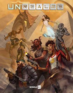 [Ayuda de juego] Personajes pregenerados Unrealms: Cazadores