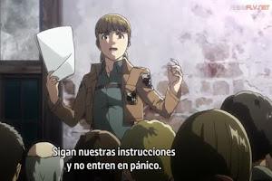 Shingeki no Kyojin Season 3 Capitulo 9 sub español