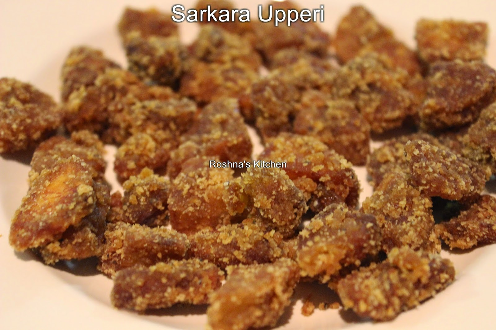 Sarkara Varatti/Sarkara Upperi
