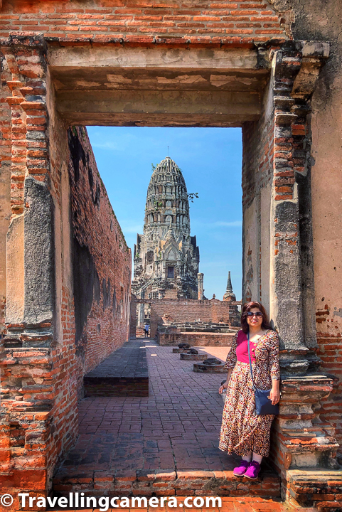 Wat Ratcha Burana is another popular temple in Ayutthaya, which is adjacent to Wat Phra Mahathat. Ayutthaya is a UNESCO World Heritage site and one of the popular tourist destination in Thailand. Wat Ratcha Burana is one of the most visited temples of Ayutthaya in Thailand. This blog-post will take you through a photo journey of Wat Ratcha Burana and will share more about why it's so popular, main things to do around Wat Ratcha Burana, how to reach Wat Ratcha Burana from different parts of Ayutthaya and a lot more to which would help anyone planning a visit to Wat Ratcha Burana.