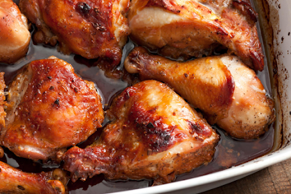 Soy Sauce Grilled Chicken Recipes That Can Be Mastered by Anyone
