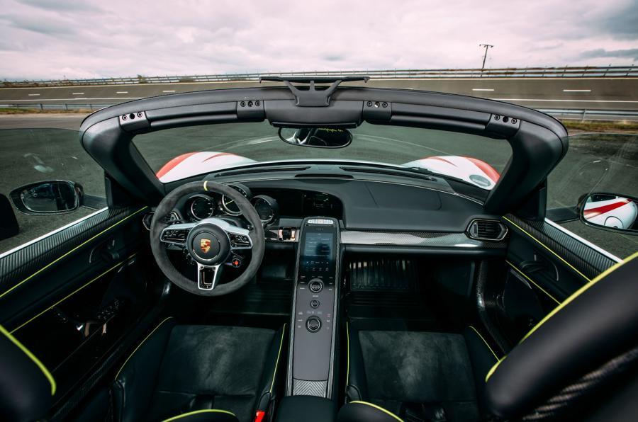 2015 porsche 918 spyder specs features performance. Black Bedroom Furniture Sets. Home Design Ideas