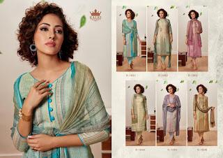 Kalki Emaar Winter Pashmina Suits Collection