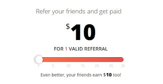 Earn $10 Per Referral, Refer More and Earn $300 for Free