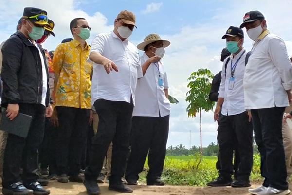 Edy Pratowo: Jangankan 10 Ribu Hektar, 25 Ribu Hektar Kami Siap