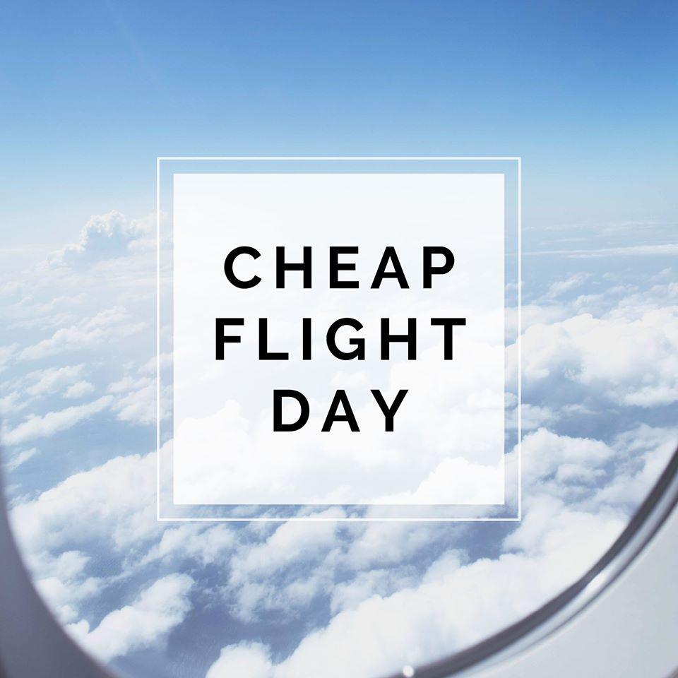 Cheap Flight Day