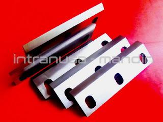 pisau industri, crusher, pisau giling plastik, pisau cacah plastik, pisau granulator, pisau industri intranusa mandiri sidoarjo 26