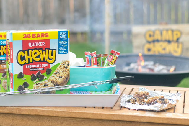 How to Make S'mores Bars for a DIY Summer Camp in Your Own Backyard!