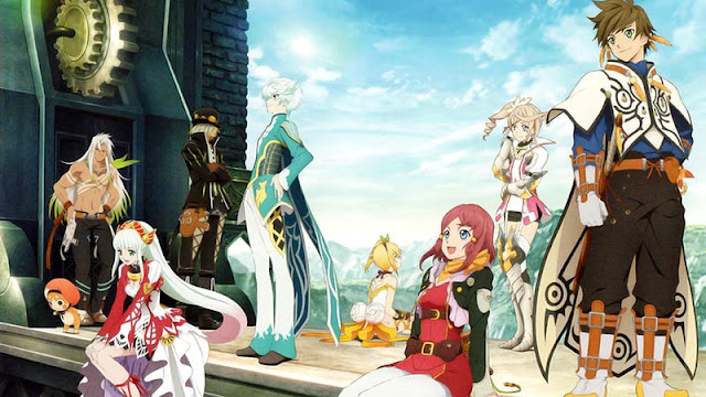 Tales of Zestiria The X (2017) Episode 1 Subtitle Indonesia