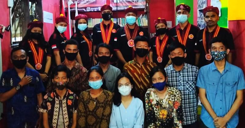 PMKRI Cabang Bandar Lampung Gelar Masa Penerimaan Anggota Baru XXXV