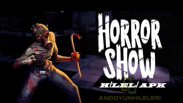 Horror Show - Çevrimiçi Korku Hileli APK - Para Altın Hileli APK