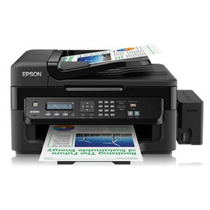 Full Multifunctionality including Fax and ADF Epson L550 Driver Downloads
