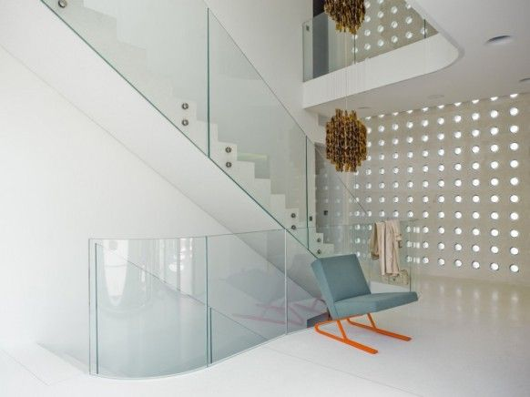 slabless staircase design