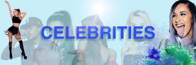 Celebrities, Artist, Actors, Actresses and Public Figures.