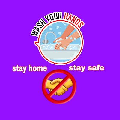 Stay Home Stay Safe Whatsapp DP picture download, stay home slogan