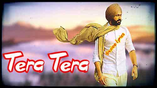 Tera Tera Song Lyrics