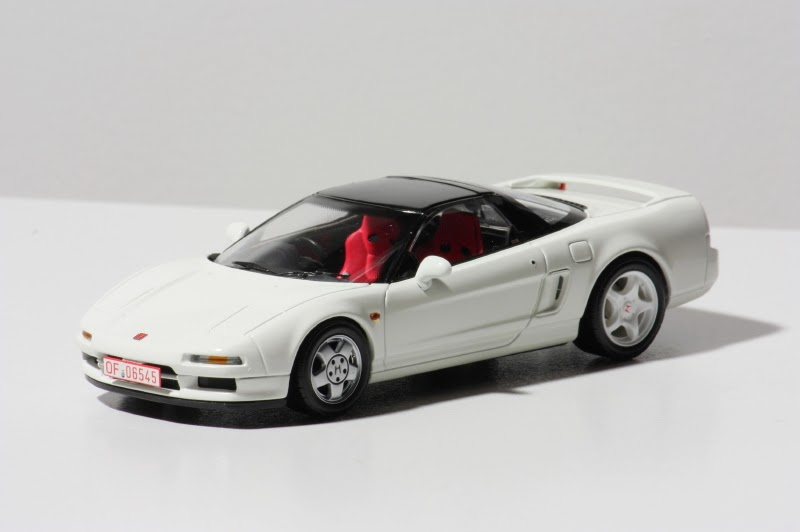 MiniAutoHobby: Honda NSX Type R