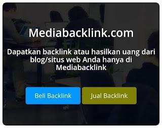 mediabacklink marketplace jasa backlink terpercaya