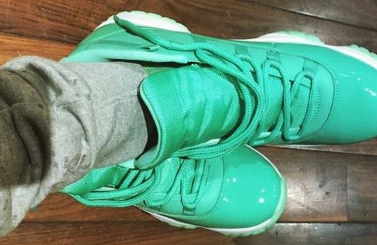 sale retailer f7a2b 75f97 THE SNEAKER ADDICT: Chris Paul Shows Unreleased Air Jordan ...