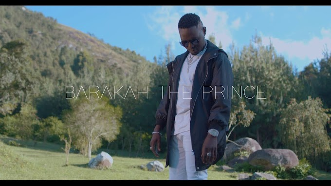 VIDEO | Barakah The Prince - Nimekoma | Download Mp4