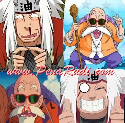 Inilah 5 Persamaan Serial Naruto Dan Dragon Ball Yang Pasti Bikin Kalian Terkejut!