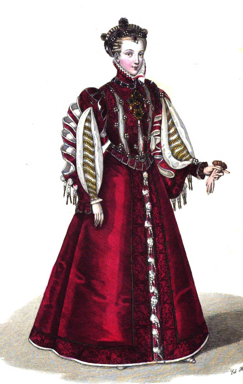 19th Century Historical Tidbits: 1834 Fashions