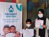 Keren!, YBM PLN UIW Sumut Lahirkan Program Sahabat Khitan Gratis Untuk Warga Kurang Mampu