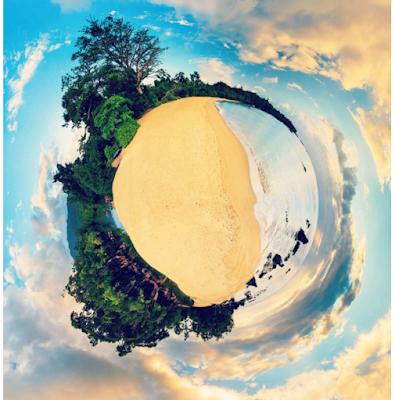 Cara Foto Panorama Di Android dan iPhone Yang Benar!