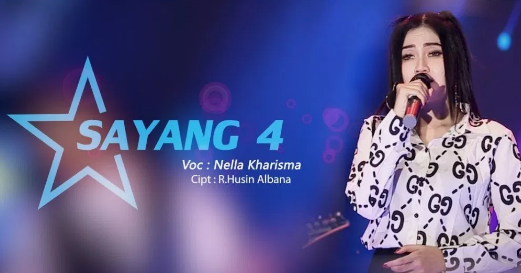 Download Lagu Nella Kharisma Sayang 4 Mp3 (5,44MB) Terbaru 2018,Nella Kharisma, Dangdut Koplo, 2018