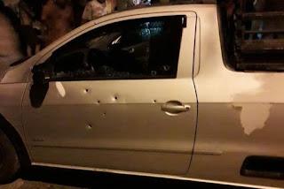 Homem é assassinado com 18 tiros dentro de carro, em Algodão de Jandaíra