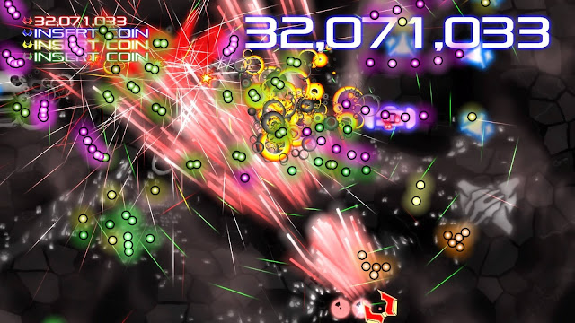 Shmup game review